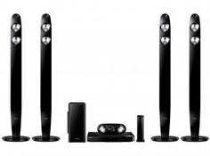 Home Theater Samsung HT-F6550W com Blu-Ray - 1000W 5.1 Canais Wi-Fi Bluetooth HDMI e USB