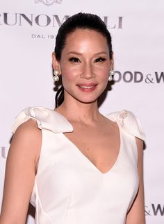 Lucy Liu Photos - Bruno Magli Presents a Taste of Italy, Co-Hosted by Food & Wine & Scott Conant - Zimbio