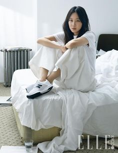 New fashion trends and outfits for teens and young women in spring and summer 2019 New Fashion Trends, Fashion 2017, Star Fashion, Gong Hyo Jin, Jun Ji Hyun, Kim Min Hee, Korean Celebrities, Celebs, Alexander Mcqueen