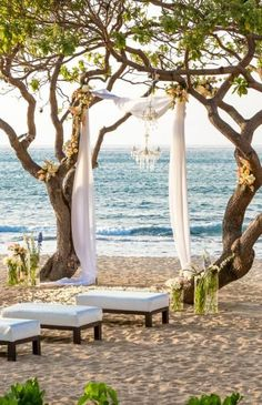 Beach or Lake Wedding Ceremony Aisle Decor ideas : allestimento cerimonia matrimonio Perfect Wedding, Dream Wedding, Magical Wedding, Wedding Dreams, Luxury Wedding Venues, Hawaii Wedding, Wedding Beach, Trendy Wedding, Hawaii Beach Weddings