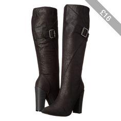 Michael Antonio Baylen (Black) Women's Pull-on Boots