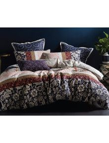 Linen House Bloomsbury Duvet Cover Set product photo