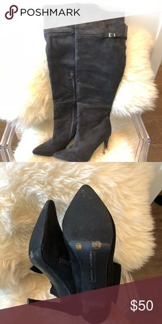 Chinese Laundry Otk Black Boots Black Boots Boots Over The
