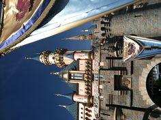 Sleeping Beauty's Castle, Disneyland. Just 2 1/2 more weeks yaaaaay!!!