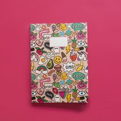 "Image of Cuaderno ""OMG! Parches"""