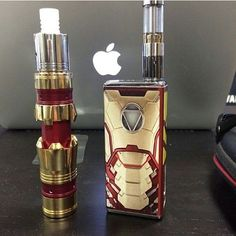 I've scoured the web to find the 10 coolest vape mods. Check it out and tell me how wrong I am, or how right I am or send me stuff so I can do better next time.