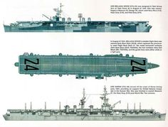USS Belleau Wood - Independence class Aircraft Carrier