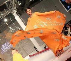 Pakistani Fashion Model, Konain