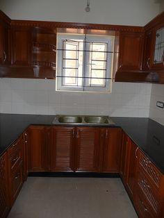 modular kitchen, added woodwork Kitchens, Kitchen Cabinets, Woodworking, Home Decor, Decoration Home, Room Decor, Cabinets, Kitchen, Carpentry