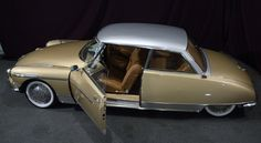 1962 Citroen DS by Chapron