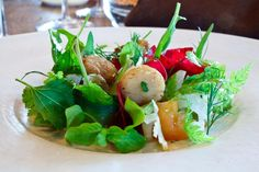 Noma-Pickled-vegetables-and-bone-marrow-Herbs-and-bouillon