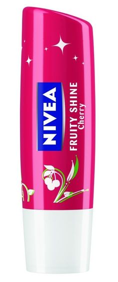 Nivea Lip Care Fruity Shine Cherry 4,8g