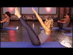 ▶ Burlesque Abs Floor Series: Rockin Models Workout - YouTube