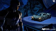 'Batman - The Telltale Series' melds the studio's signature style with the Dark Knight's brooding atmosphere.