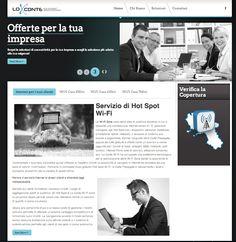 Lo Conte -  WiFi Internet Service Provider www.locontewifi.it