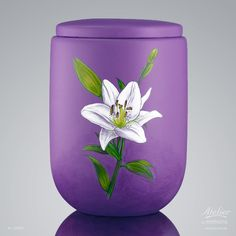 Urnen Individuell gestaltet | Lilie EDITION Jahreszeiten Cremation Urns, Planter Pots, Home Decor, Urn, Lilies, Seasons Of The Year, Decoration Home, Room Decor, Interior Decorating