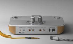 Låmpion Tube Amplifier | Leibal