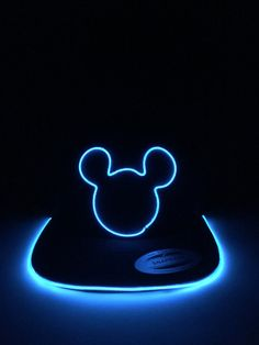 33108825e5d6 Rock your own Mickey Mouse Snapback hat during your next Disney Trip! Fit in  with the electrical parade!