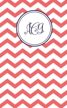Gorgeous hand-stitched, notebook with my custom monogram (!) by May Designs. Monogram Notebook, Personalized Notebook, Ipad Background, May Designs, Hand Stitching, Pattern Design, Create Your Own, Stationery, Tapestry