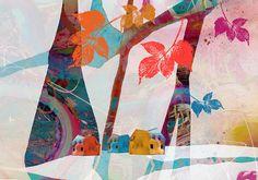 Randi Antonsen - Art - Illustration - Design: Ny grafikk laget av Randi Antonsen