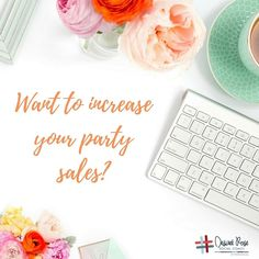 We all want bigger party sales right? Here are some tips to help! Feel free to share with your teams!  1- Ask your hostess what her MOST DESIRED items are if money was no object! Have a conversation on the phone or even video chat to talk about her favorites! Focus on what she loves about them and build her desire to own them! Be sure to jot these items down so you can remind her as she earns them in her party sales or get her to the next level! Encourage her to make personal connections…