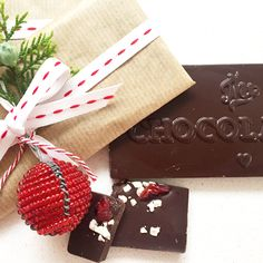 Wrapped Chocolate Bars