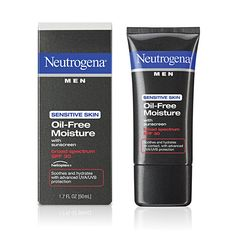 "Neutrogena Men Sensitive Skin Oil-Free Moisture, <a href=""https://go.redirectingat.com?id=74679X1524629&sref=https%3A%2F%2Fwww.buzzfeed.com%2Fbriangalindo%2Fmens-products-to-up-your-grooming-game&url=http%3A%2F%2Fwww.neutrogena.com%2Fproduct%2Fneutrogena%2Bmen-%2Bsensitive%2Bskin%2Boil-free%2Bmoisture%2Bwith%2Bsunscreen%2Bbroad%2Bspectrum%2Bspf%2B30.do&xcust=3136742%7CAMP&xs=1"" target=""_blank"">$7</a>"