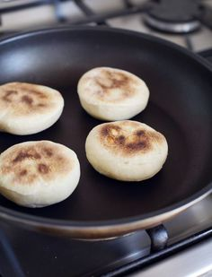 TESTE ET APPROUVE : Muffins anglais. Excellente recette.