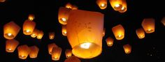 Fanush-Sky Lanterns in Chittagong