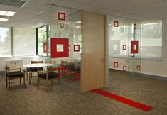 BASF's Flexible and Open Chile Offices