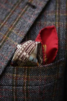 Men's Fashion | Pocket Squares | Accessories