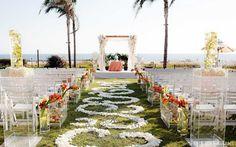 Hotel Del Coronado. Just beautiful. (florals by karen tran)