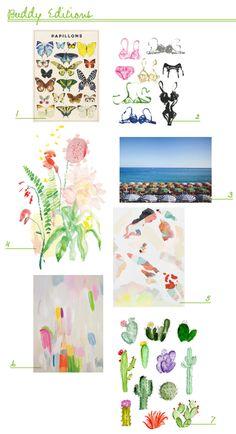 Buddy Editions Roundup_Online Art