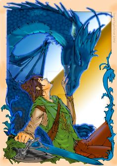 More Eragon Art by Gabriel-loki on DeviantArt