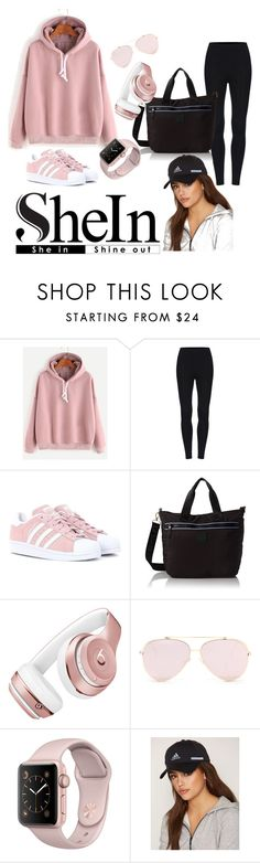 """""""Bez naslova #31"""" by sejlabrkic ❤ liked on Polyvore featuring adidas Originals, Tommy Hilfiger, Beats by Dr. Dre and adidas"""