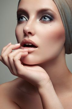 Soft smoky - Make-up look