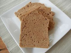 The future of breakfast is here - Carb Zero Cinnamon - No Carbs - No Sugar - No Blood Sugar Impact - Just Amazing Bread sweetened with Stevia & Cinnamon this moist non-cumbly gluten free bread has 9g of Protein and Zero Net Carbs! (Coming April 2012)