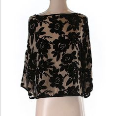 Anthropologie floreat floral top Like new. Adding more pics this afternoon Anthropologie Tops Blouses