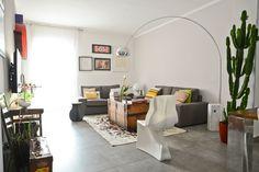 a casa di Sandra tra classici del design e pezzi vintage - A Casa di Ro