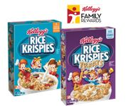 SavingStar Ecoupon Just Released: Kellogg's® Rice Krispies® cereals