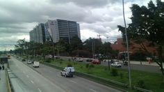 Edificio de la Contraloría General de la Nación, en la Avenida El Dorado, en Bogotá.