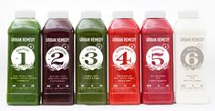 The cleanse clover branding pinterest 5 new juice cleanses new yorkers are sipping on malvernweather Image collections