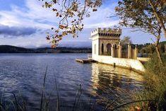LAGOS EN CATALUÑA DONDE BAÑARTE ESTE VERANO: Lago de Banyoles