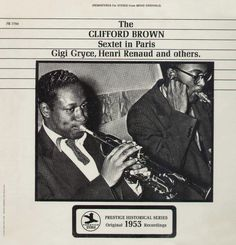 [350-365] The Clifford Brown Sextet in Paris (1953)