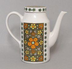 'Jasmine' coffee pot by Jessie Tait