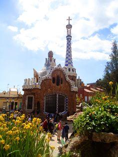Park Güell #Barcelona #Spain #Photography #Gaudí