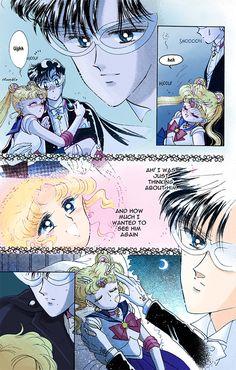 """The Most Beautiful Shining Star"" Sailor Moon colorized Tuxedo Kamen Sailor Moon Girls, Sailor Chibi Moon, Sailor Uranus, Sailor Mars, Sailor Moon Background, Sailor Moon Wallpaper, Sailor Outfits, Sailor Moon Character, Tuxedo Mask"