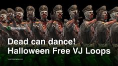 Download Free Halloween VJ Loops & Video Footage We have done new visuals for Halloween and want to share it for You absolutely free! Please note, the 3D characters is made isolated on black background, so you need to MIX MIX MIX with your own content to get better Video VJ Set! Mix more! #dance #Zombie #Army #vjloops #halloween #VJLoopsFree #VideoFootage #MotionBackground #limeartgroup Motion Backgrounds, Black Backgrounds, Zombie Army, Dead Can Dance, Video Footage, Horror, Characters, Content, Note
