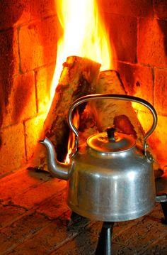 Peiskos og kaffilurk - det er høsten sin det ;)
