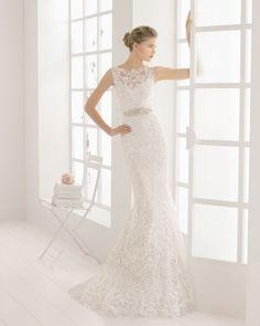 Vestidos de novia 2016 con precioso encaje: Los modelos que triunfarán Image: 28
